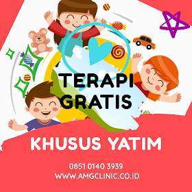 Terapi anak yatim gratis
