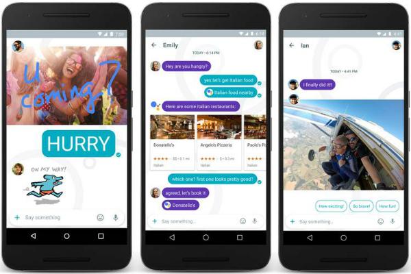 """أخيرا تطبيق """"Google Allo"""" متوفر للمستخدمين"""
