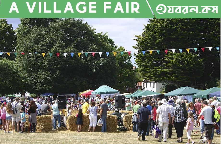A Village Fair (Paragraph)