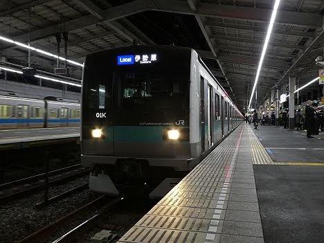 小田急電鉄 各駅停車 伊勢原行き7 E233系2000番台