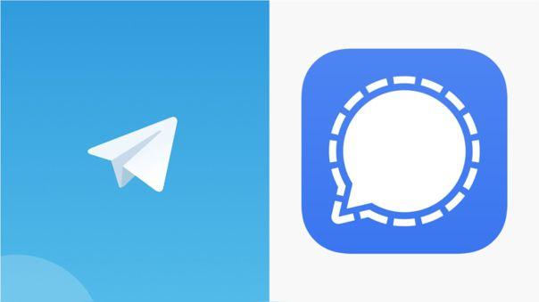 ¿Telegram y Signal podrían ser el nuevo refugio de los extremistas y radicales?
