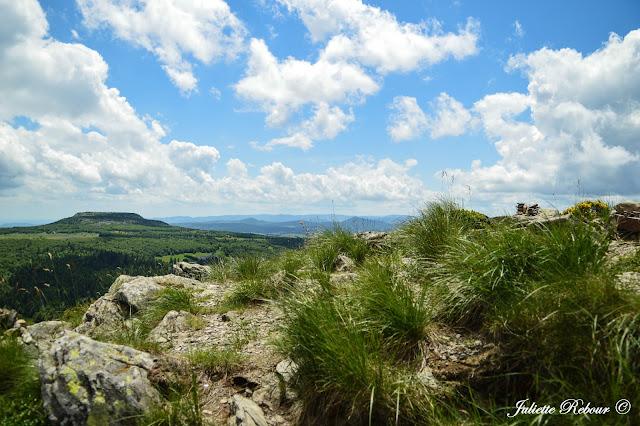 Randonnée au Mont Gerbier de Jonc