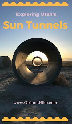 Exploring Utah's Sun Tunnels, Utah Sun Tunnels, Nancy Holt Sun Tunnels