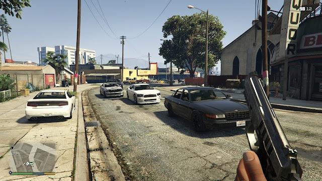 تحميل لعبة GTAsa للكمبيوتر بمود 2019 واخر السيارات
