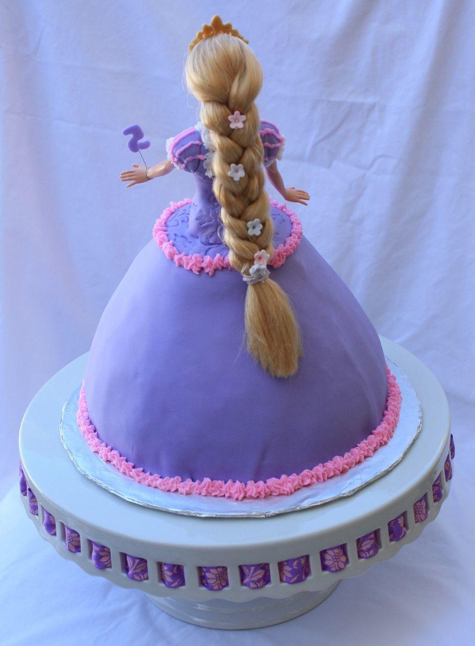 Cakealicious Surprises Princess Rapunzel Cake