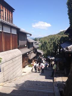 le caratteristiche stradine di Higashiyama