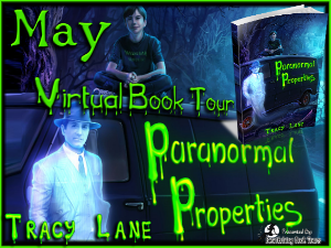 Paranormal Properties ~ Blog Tour