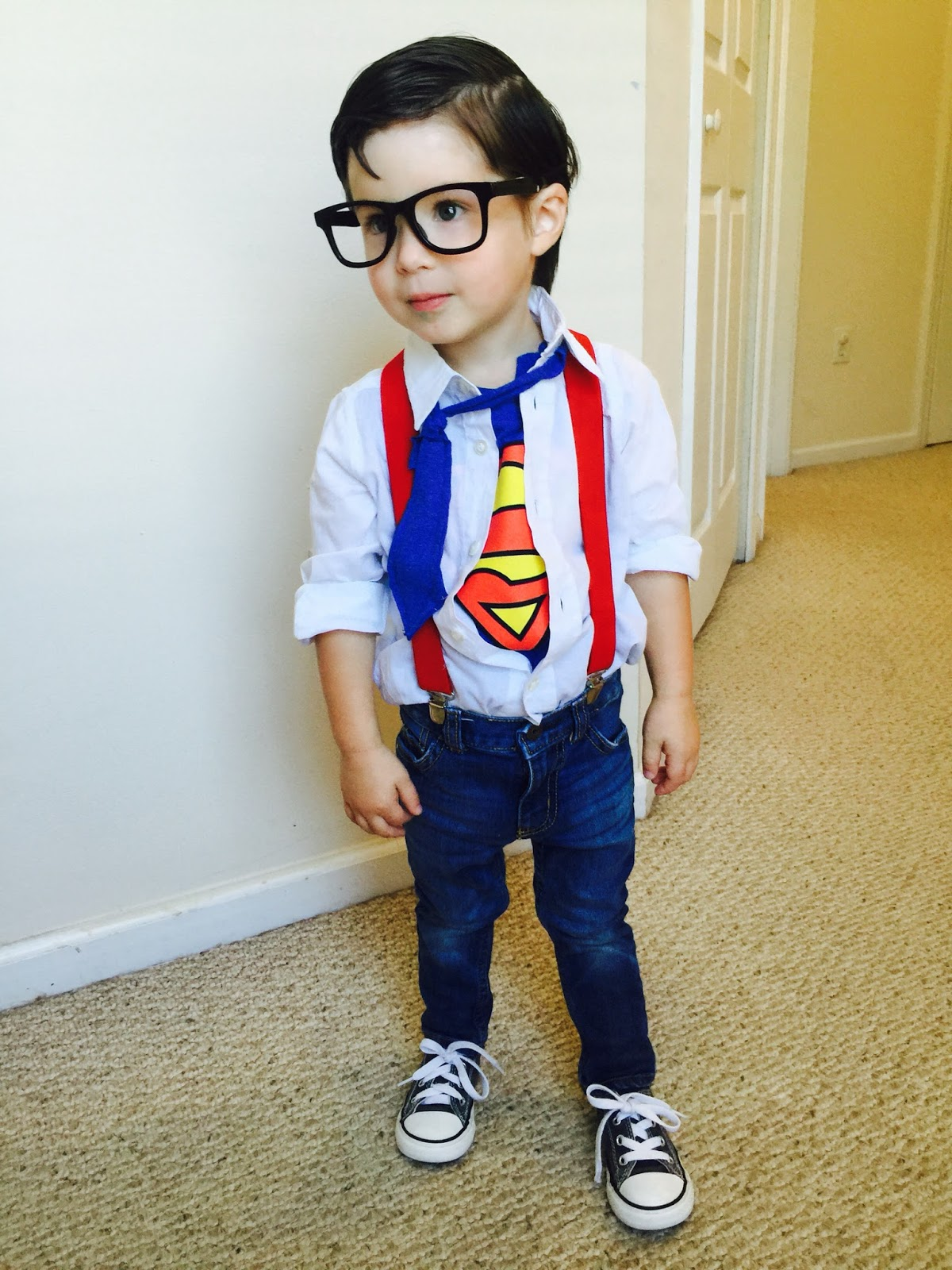 HALLOWEEN-COSTUME-DISFRACES-KIDS-NIÑOS-DIY-MAMAYNENE-SUPERMAN