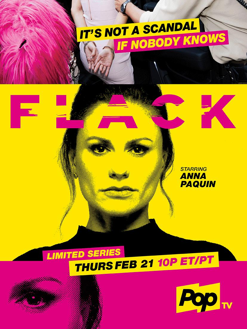 Flack – Saison 1 [Streaming] [Telecharger]