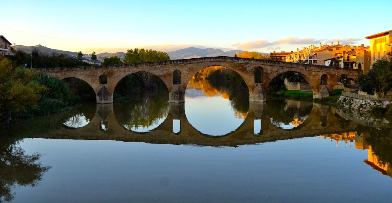 El Camino De Santiago Desde Asturias Quot Puente La Reina Quot