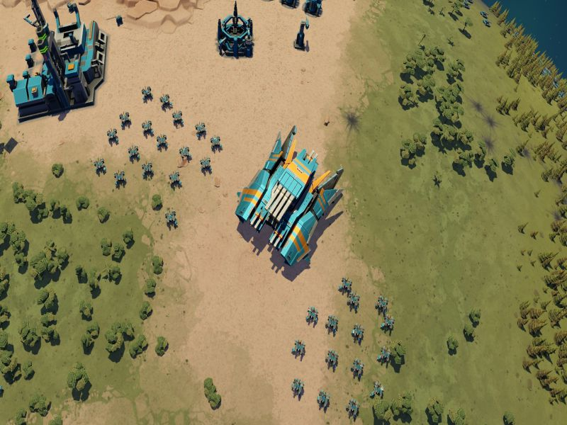 Planetary Annihilation TITANS Highly Compressed Free Download