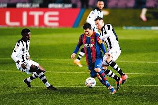 ميسي يقترب من رقم بيليه Messi approaches Pele's number