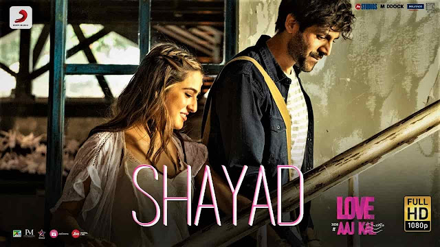 Love Aaj Kal - Shayad Easy Guitar Chords  Arijit Singh  Capo