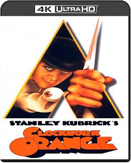 A Clockwork Orange [1971] [UHD] [Latino]
