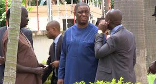 Femi Fani-Kayode in EFCC custody