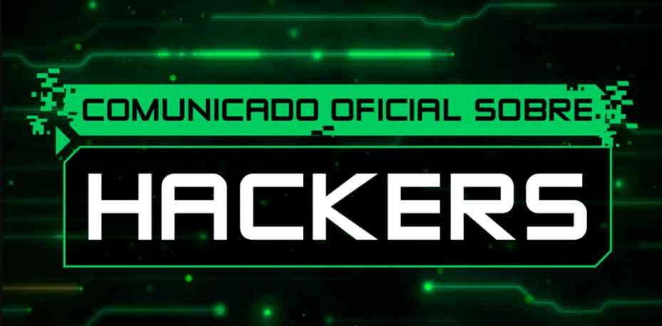 baneo maximo de hackers en free fire