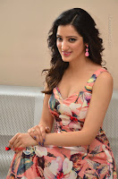 Actress Richa Panai Pos in Sleeveless Floral Long Dress at Rakshaka Batudu Movie Pre Release Function  0160.JPG