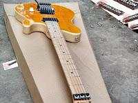 Gitar Musicman Elektrik Custom