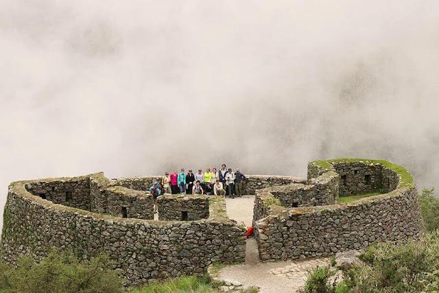 tour camino del inca