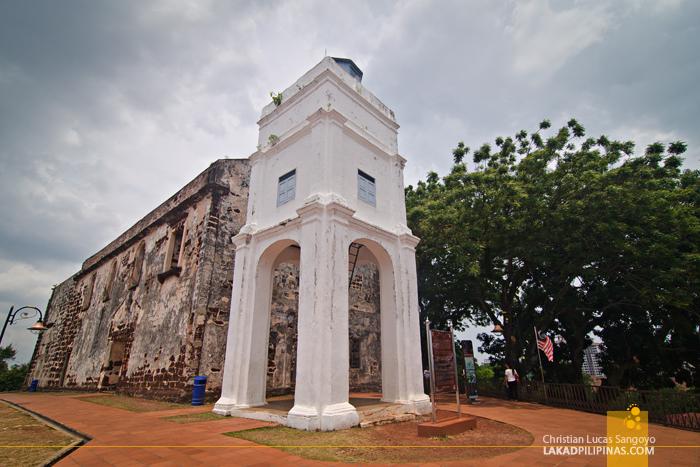 St. Paul's Church Melaka
