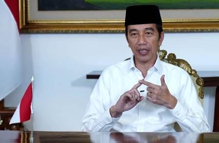Presiden Jokowi, Percepat Penyaluran BLT Desa dan Bansos Tunai