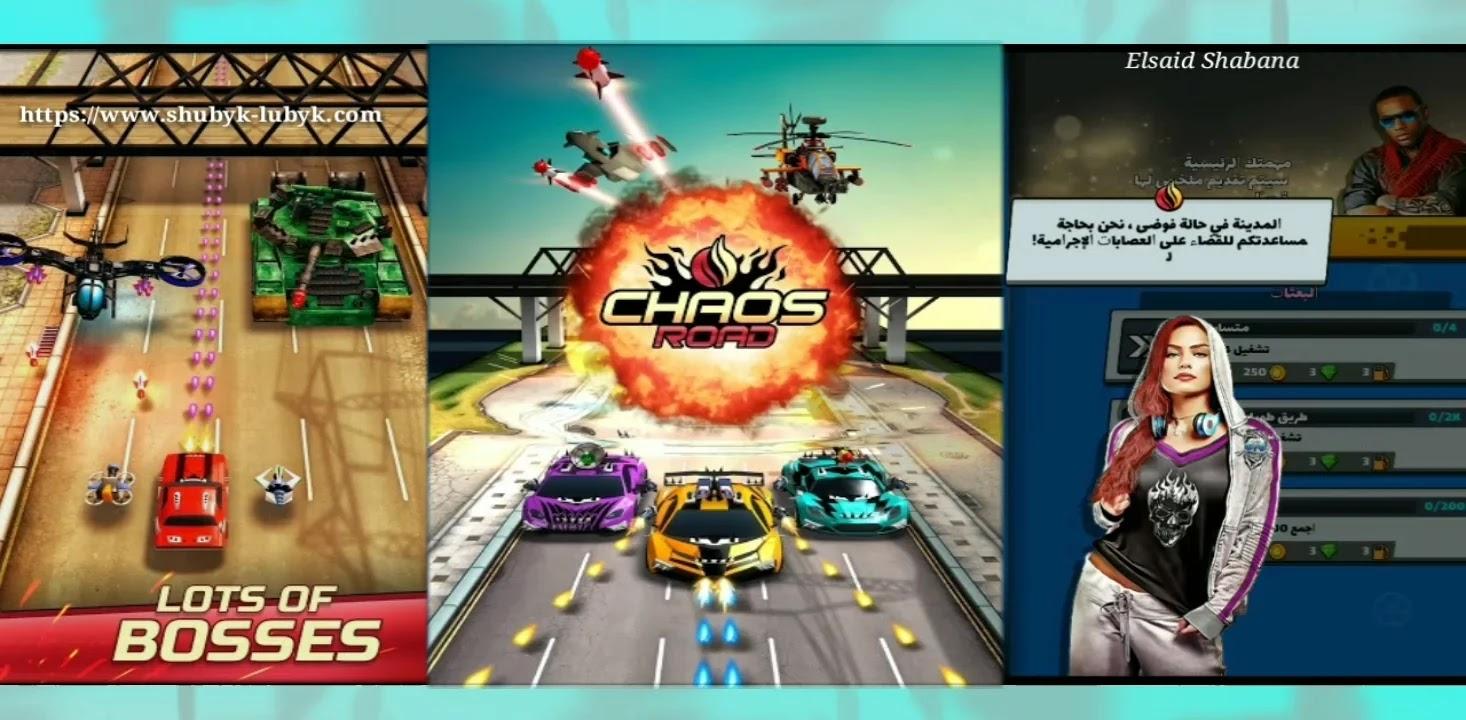 Chaos Road Combat Racing Mod