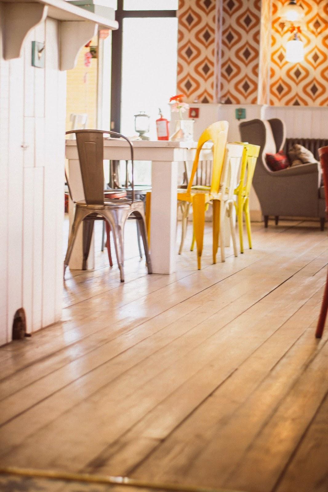 Cafetería Zielo León