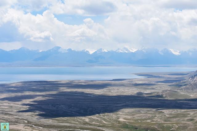 Chatyr-Kul, Kirguistán