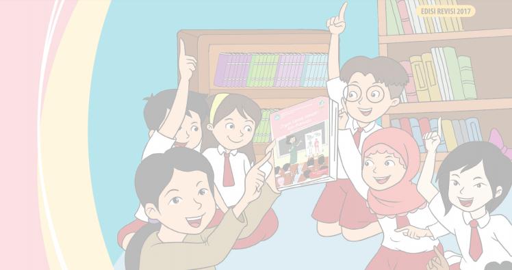 Jilid Buku Guru Kelas 5 Kurikulum 2013 K13 Edisi Revisi 2018