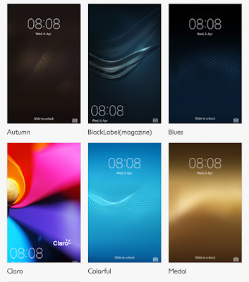 Download HUAWEI P9 THEMES for Huawei Emui