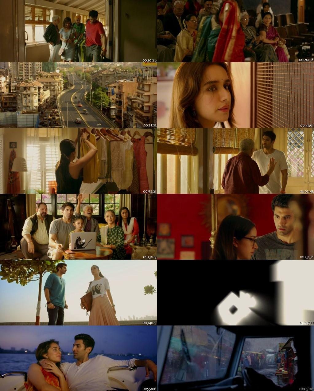 OK Jaanu 2017 Full Movie Online Watch BRRip 480p 300Mb