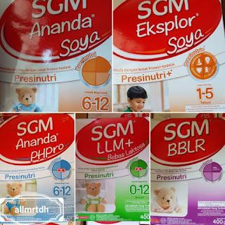 Daftar Harga Promo Susu SGM LLM Soya Murah Terbaru