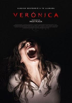Verónica 2017 DVD R2 PAL Spanish