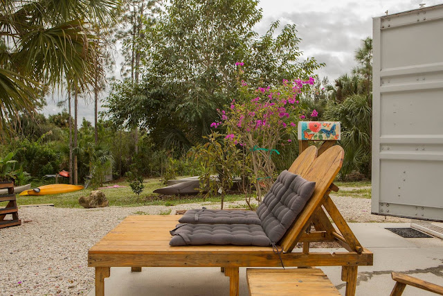 Headwaters Eco Retreat Shipping Container House, Florida 17