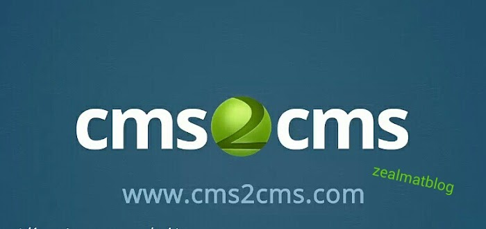 How To Migrate From Blogger to Joomla Using cms2cms