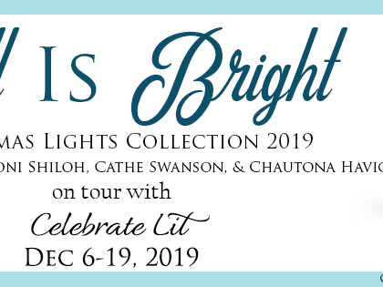 All Is Bright (Christmas Lights Collection 2019): Celebrate Lit Blog Tour Review + Giveaway