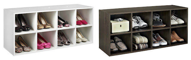 ClosetMaid Shoe Station $45 (reg $62)
