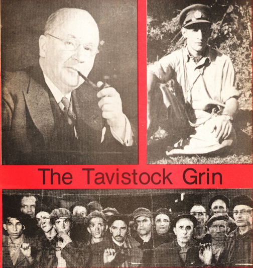 Tavistock John Rawlings Rees psychological warfare CIA mind control Nazi