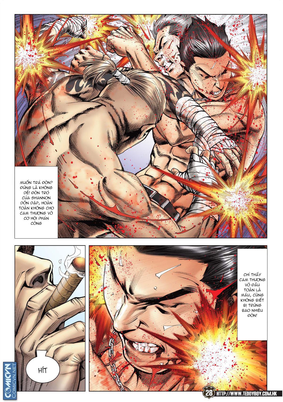 Người Trong Giang Hồ chapter 2143: ác chiến vua muay thai trang 26