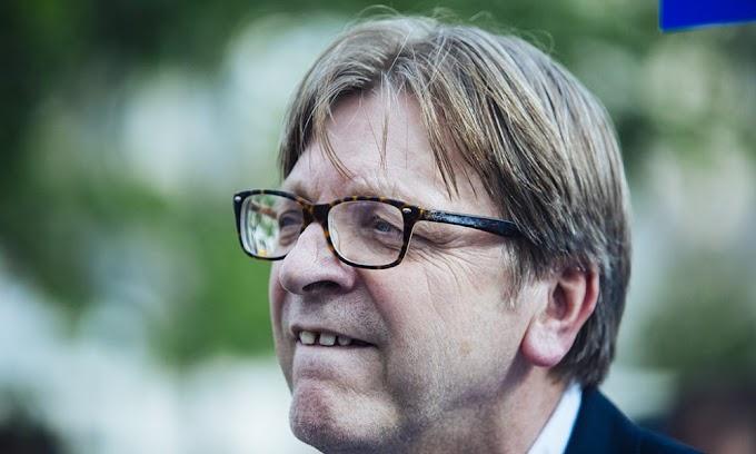 """Guy Verhofstadt is rottyon van: """"Növekszik egy diktatúra az Európai Unión belül"""""""
