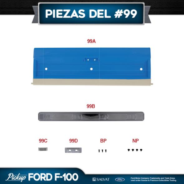 Entrega 99 Ford F-100