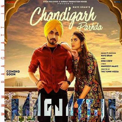 Chandigarh Parhda by Navi Sran lyrics