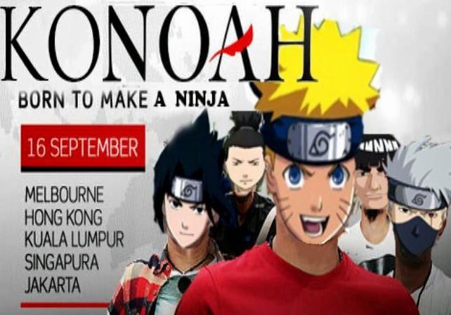Kumpulan Meme Komik Indonesia Naruto Terkenal Lucu