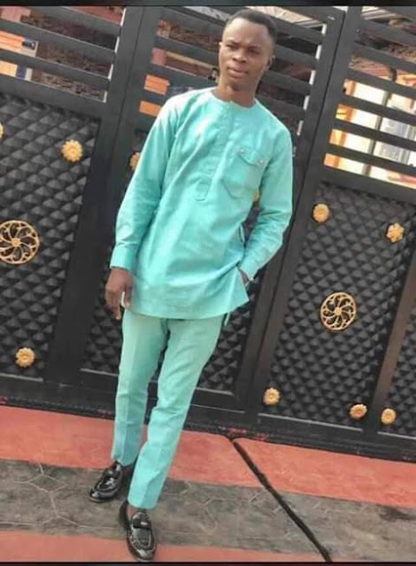 Delta state Polytechnic student hacked to death by Cultists (Pictures)