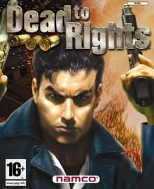 Download ISO Dead To Rights 1 e 2 PS2 Torrent x2 Jogos DTR