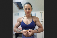 Female Bodybuilding : Weight Training Does Not Lead to Stiffness