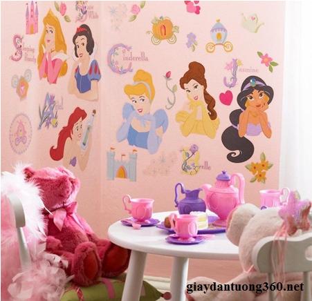 Mua giấy dán tường cho bé ở đâu tại Hà Nội