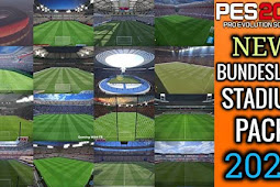 Bundesliga Stadium for Stadium Server - PES 2017