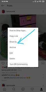 Download photo dan video di instagram