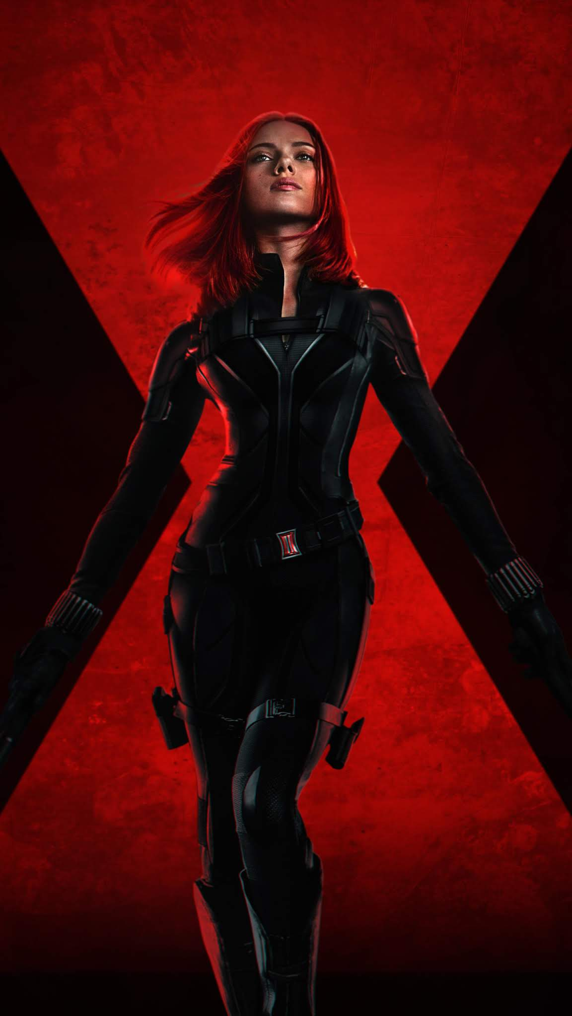 Black widow 2020 Mobile wallpaper